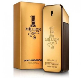 Perfume Paco Rabanne One Million 100ml Masculino