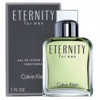 Perfume Eternity Calvin Klein Masculino Edt 100ml Original