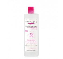Demaquilante para peles sensíveis, secas ou irritadas - BYPHASSE