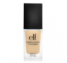 Base Liquida - Flawless Finish Foudation SPF 15 - Oil Free - e.l.f
