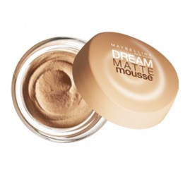 MAYBELLINE - Base Mousse Dream Matte