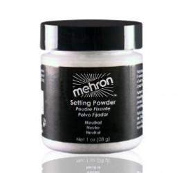Pó Finalizador Anti-transpirante Ultra-Fino - Mehron
