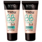 BB Cream Matte Smooth Skin - N.Y.C