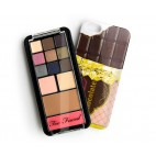 Paleta Original +Capa para Iphone 5- Too Faced -Candy Bar