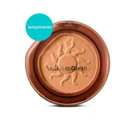 VULT - Pó Compacto Duo Soleil Bronzeador e Iluminador