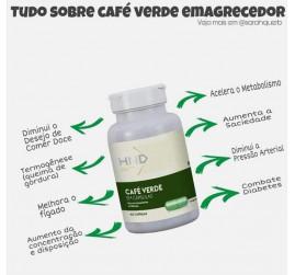 Hinode CAFÉ VERDE 120 CÁPSULAS