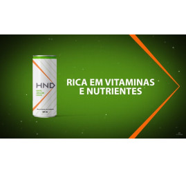 HINODE ÁGUA DE COCO HND